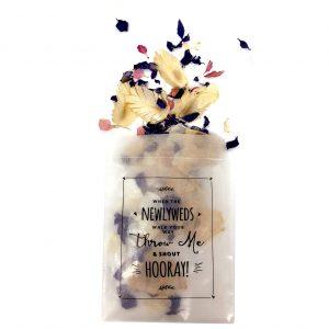 Glassine Confetti Packets